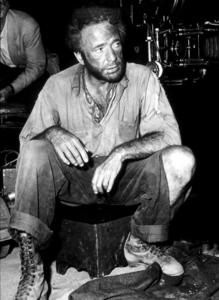 """The Treasure of the Sierra Madre""Humphrey Bogart1948 Warner Bros.Photo by Mac JulianMPTV - Image 5610_0030"