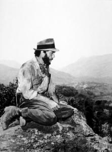 """The Treasure of the Sierra Madre""Humphrey Bogart1948 Warner Bros.Photo by Mac JulianMPTV - Image 5610_0031"