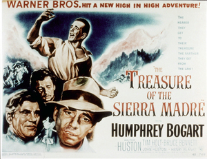 """The Treasure of the Sierra Madre""Humphrey Bogart1948 Warner Bros.MPTV - Image 5610_0039"
