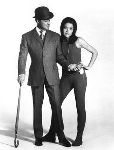 """The Avengers""Patrick Macnee, Diana Riggcirca late 1960s** I.V. - Image 5634_0076"