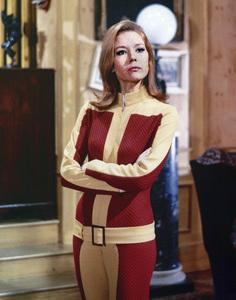 """""""The Avengers"""" Diana Rigg circa late 1960s ** I.V. - Image 5634_0079"""