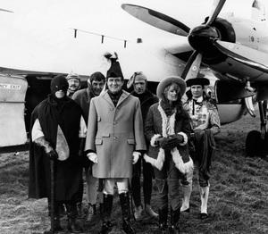 """The Avengers""Patrick Macnee, Charlotte Ramplingcirca 1967** I.V. - Image 5634_0085"