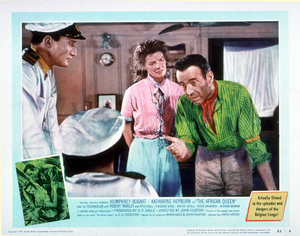 """""""The African Queen""""1951 U/A**M.H./Lobby Card - Image 5636_0015"""