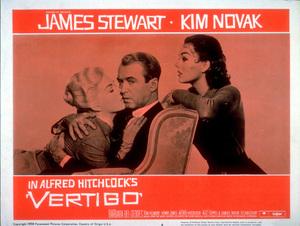 """Vertigo,""Lobby Card.1958 Paramount - Image 5650_0013"