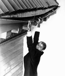 """Vertigo""James Stewart1958 Paramount Pictures - Image 5650_0017"