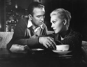 """""""Vertigo""""Kim Novak, James Stewart1958 Paramount**I.V. - Image 5650_0047"""