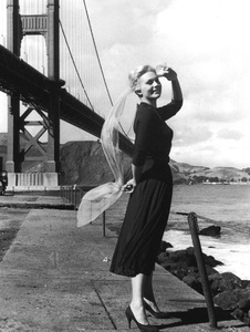 """""""Vertigo""""Kim Novak1958 Paramount**I.V. - Image 5650_0048"""