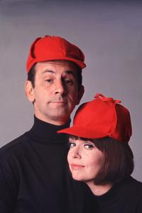 """""""Get Smart""""Don Adams, Barbara Feldon1965 © 1978 Ken Whitmore - Image 5651_0008"""