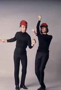 """""""Get Smart""""Don Adams, Barbara Feldon1965© 1978 Ken Whitmore - Image 5651_0013"""