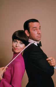 """""""Get Smart""""Barbara Feldon, Don Adams""""1965 © 1978 Ken WhitmoreMPTV - Image 5651_0070"""