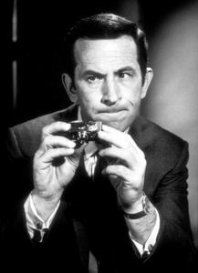 """Get Smart""Don Adams, NBC circa 1968. © 1978 Gerald SmithMPTV  - Image 5651_0077"