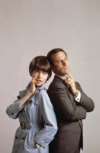 """Get Smart""Barbara Feldon, Don Adams1967 © 1978 Gene Trindl - Image 5651_0084"