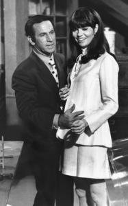 """Get Smart""Don Adams, Barbara Feldmancirca 1966**I.V. - Image 5651_0092"