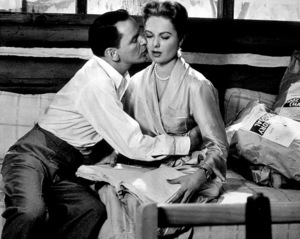 """Some Came Running""Frank Sinatra, Martha Hyer1959 MGM - Image 5663_0009"