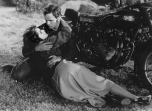 """Wild One, The""Marlon Brando1954 ColumbiaMPTV - Image 5689_0001"