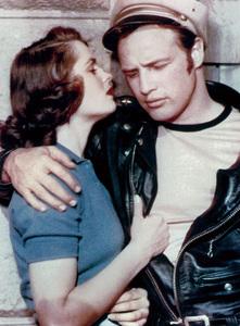 """Wild One, The""Mary Murphy, Marlon Brando1954 ColumbiaMPTV - Image 5689_0009"