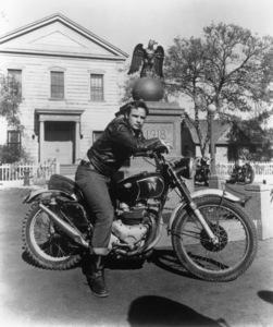 """Wild One, The""Marlon Brando1954 ColumbiaMPTV - Image 5689_0011"