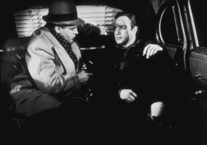 """On The Waterfront""Marlon Brando, Rod Steiger1954 ColumbiaMPTV - Image 5690_0001"