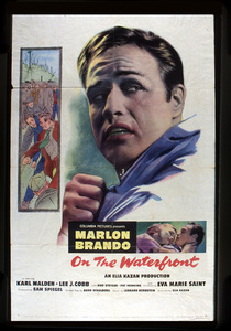 """""""On the Waterfront""""Poster1954 Columbia**I.V. - Image 5690_0016"""