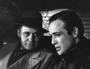 """On the Waterfront""Rod Steiger, Marlon Brando1954 Columbia**I.V. - Image 5690_0024"