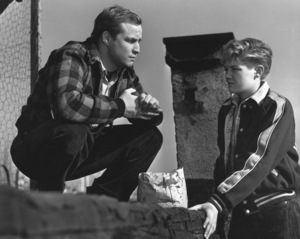 """On the Waterfront""Marlon Brando1954 Columbia**I.V. - Image 5690_0028"