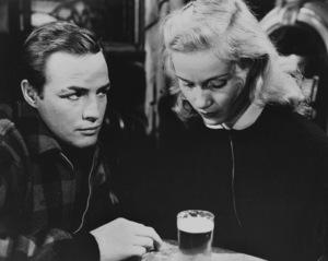 """On the Waterfront""Marlon Brando, Eva Marie Saint1954 Columbia**I.V. - Image 5690_0029"