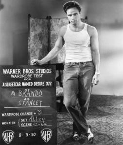 """A Streetcar Named Desire"" Marlon Brando 1951 Warner Brothers ** I.V. - Image 5691_0015"