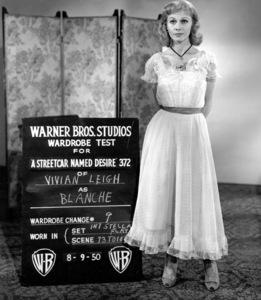 """Streetcar Named Desire, A""Wardrobe test for Vivien Leigh1951 Warner Brothers / **I.V. - Image 5691_0016"