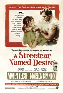 """""""A Streetcar Named Desire"""" (Poster)1951 Warner Brothers** I.V. - Image 5691_0033"""