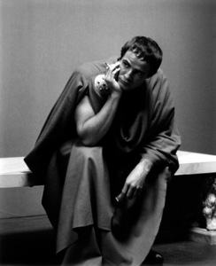 "Marlon BrandoFilm Set""Julius Caesar"" (1952)Copyright John Swope Trust / MPTV - Image 5692_0018"