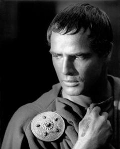"Marlon BrandoFilm Set""Julius Caesar"" (1952)Copyright John Swope Trust / MPTV - Image 5692_0023"