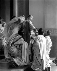 "Louis Calhern""Julius Caesar"" (1952)Copyright John Swope Trust / MPTV - Image 5692_0028"