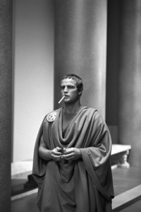 """Julius Caesar""Marlon Brando1952 © John Swope Trust - Image 5692_0055"