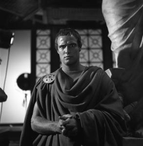 """Julius Caesar""Marlon Brando1952© John Swope Trust - Image 5692_0056"