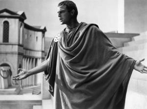 "Marlon Brando in ""Julius Caesar""1953 MGM** I.V. - Image 5692_0065"