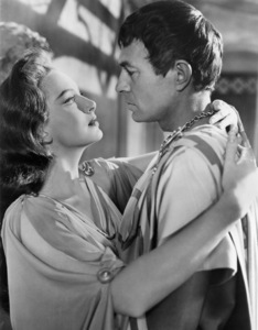"Deborah Kerr and James Mason in ""Julius Caesar""1953 MGM** I.V. - Image 5692_0066"
