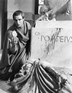 "Marlon Brando in ""Julius Caesar""1953 MGM** I.V. - Image 5692_0067"
