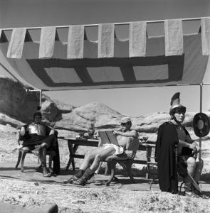 "Marlon Brando during the making of ""Julius Caesar"" 1952 © John Swope Trust - Image 5692_0072"
