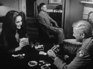 """Reflections in a Golden Eye"" Elizabeth Taylor, Marlon Brando, Brian Keith 1967 Warner Brothers Photo by Robert Penn - Image 5693_0102"