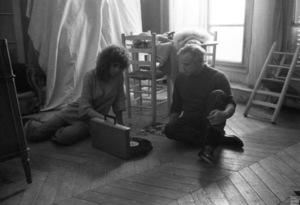 """Last Tango in Paris""Maria Schneider, Marlon Brando1972 United Artists** I.V.C. - Image 5694_0018"