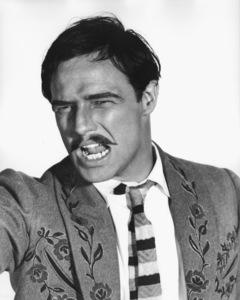 """Viva Zapata""Marlon Brando (Publicity Photo) © 1952 20th Century Fox**I.V. - Image 5696_0008"