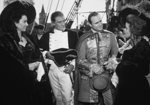 """""""Mutiny on the Bounty""""Trevor Howard, Marlon Brando1962 MGM - Image 5698_0002"""