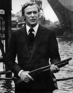 """Michael Caine in """"Get Carter""""1971 - Image 5705_0123"""