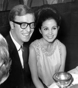 Michael Caine and Barbara Parkins1966Photo by Joe Shere - Image 5705_0124