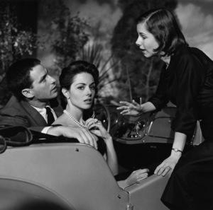 John Cassavetes and Dana Wyntercirca 1955Photo by Gabi Rona - Image 5706_0025