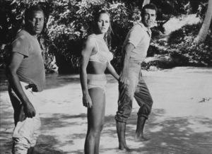 """Dr.No""John Kitzmiller, Ursula Andress, Sean Connery1962 - Image 5708_0001"