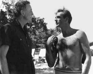"""""""Dr. No""""Ian Fleming,Sean Connery1962 U/A**I.V. - Image 5708_0108"""