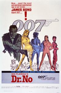 """""""Dr. No"""" (Poster)1962 United Artists** I.V. - Image 5708_0113"""