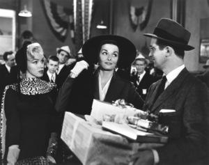 """""""Gentlemen Prefer Blondes""""Marilyn Monroe, Jane Russell, Tommy Noonan © 1953 / 20th Century Fox**R.C. - Image 5709_0030"""