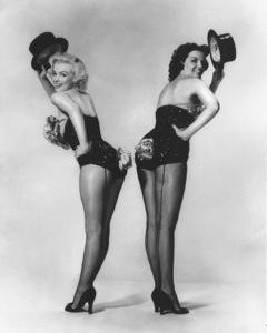 """Gentlemen Prefer Blondes""Marilyn Monroe, Jane Russell © 1953 / 20th Century Fox**R.C. - Image 5709_0044"